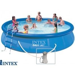 Басейн INTEX Easy Set 457x91 см
